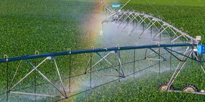 انواع روشهای آبیاری تحت فشار